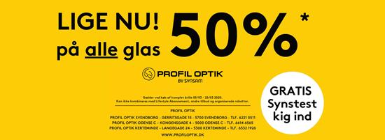 Optiker i Odense | Specialister i kontaktlinser | Få et godt